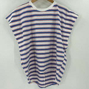 Zara Collection Woman Basic Striped Tee